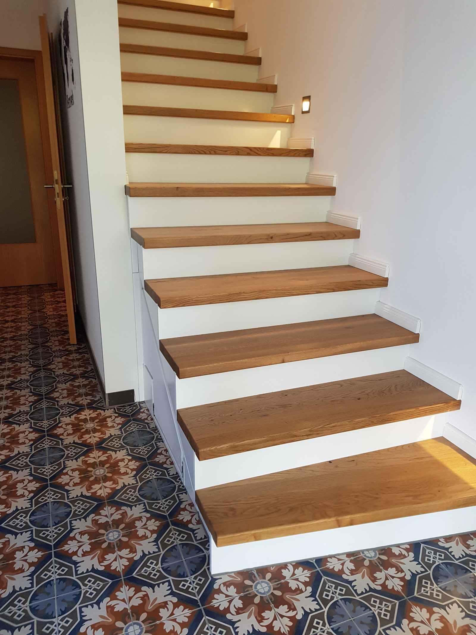 t8 - Treppen